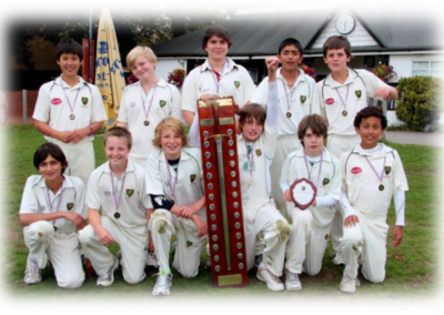 ECC Junior cricketers 4