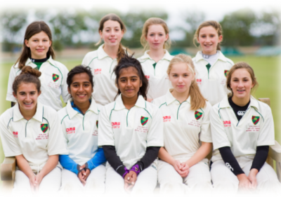 ECC Junior cricketers 5
